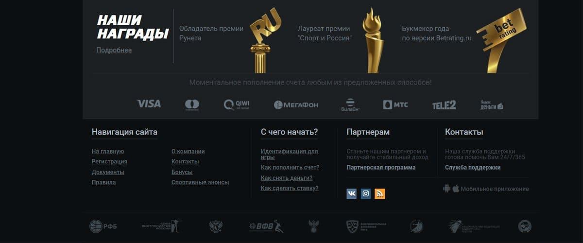 награды леон ру