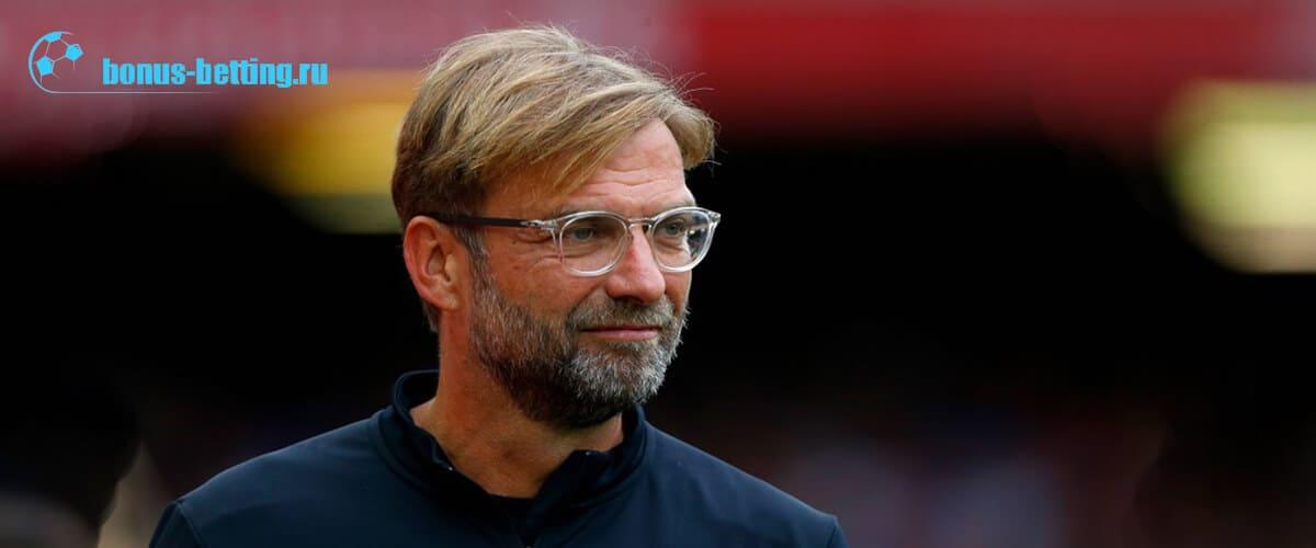 Главный тренер английского Ливерпуля