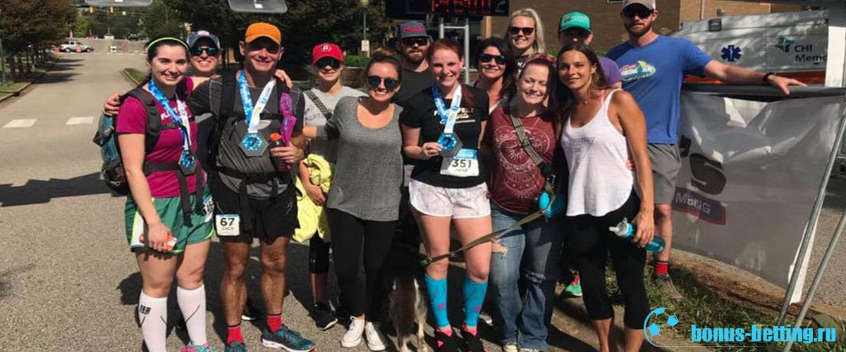 марафон на каблуках
