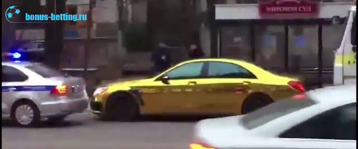 золотой мерседес Емельяненко