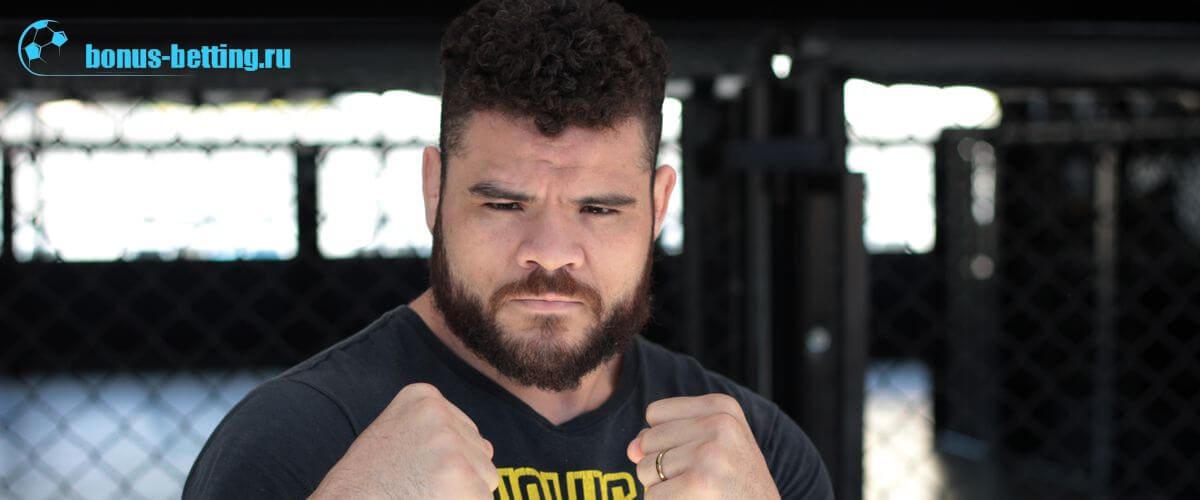 Вагнер Прадо, бразильский боец