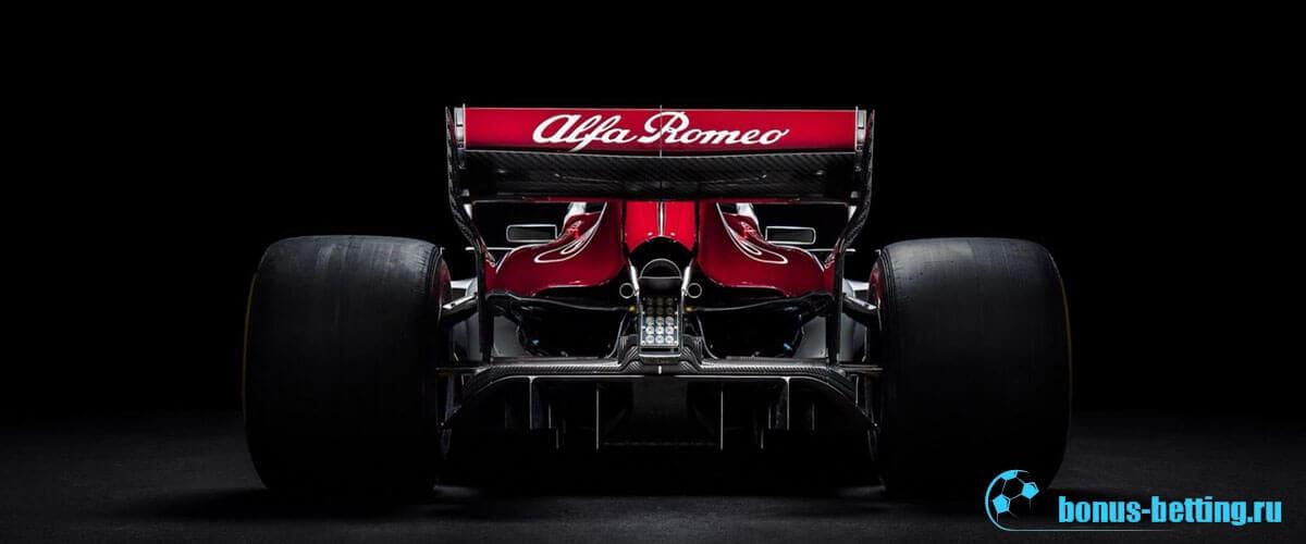команда Alfa Romeo