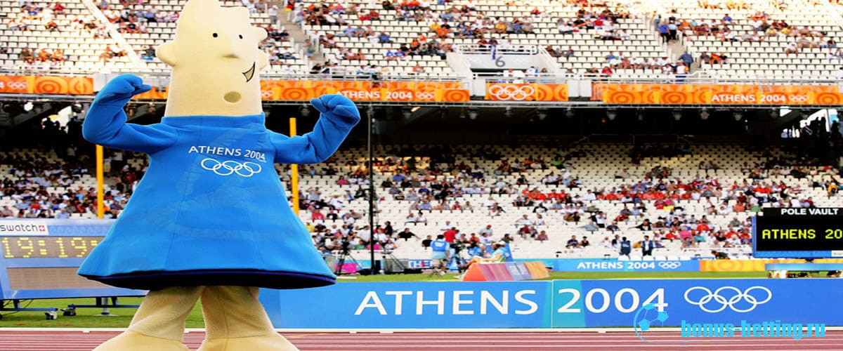 допинг в афинах