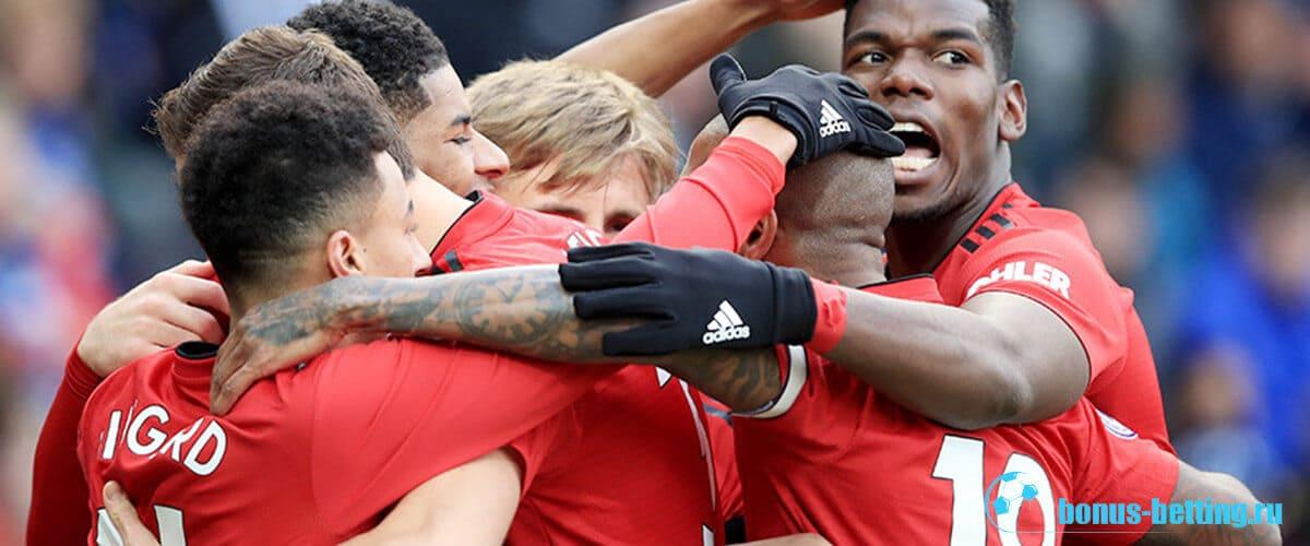 обзор матча Манчестер Юнайтед – ПСЖ