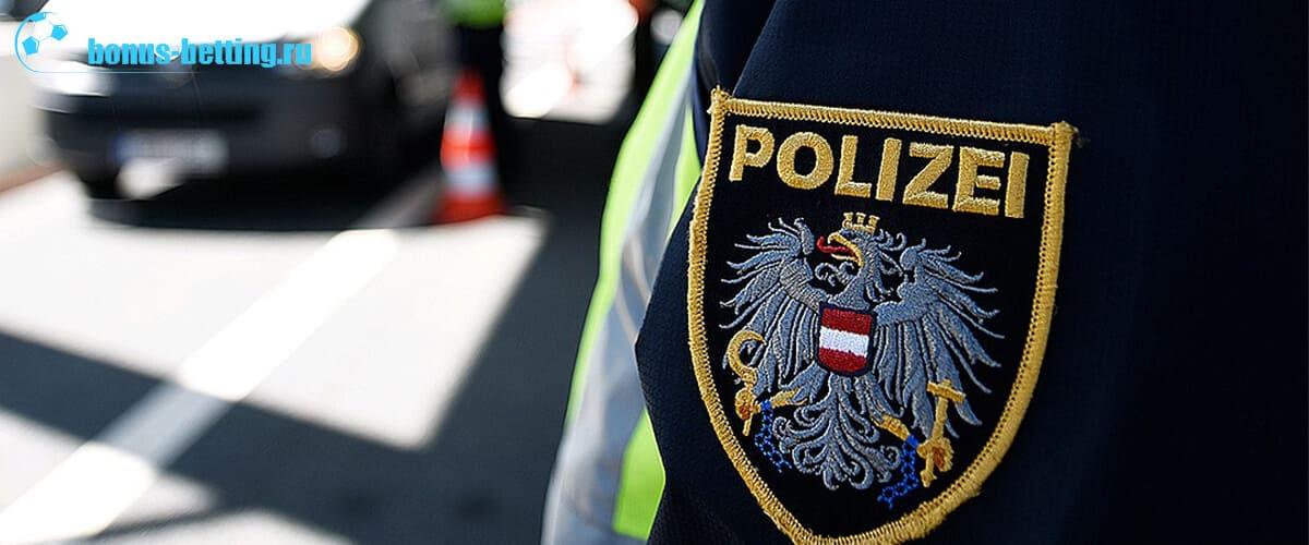 Полицейский антидопинговый рейд