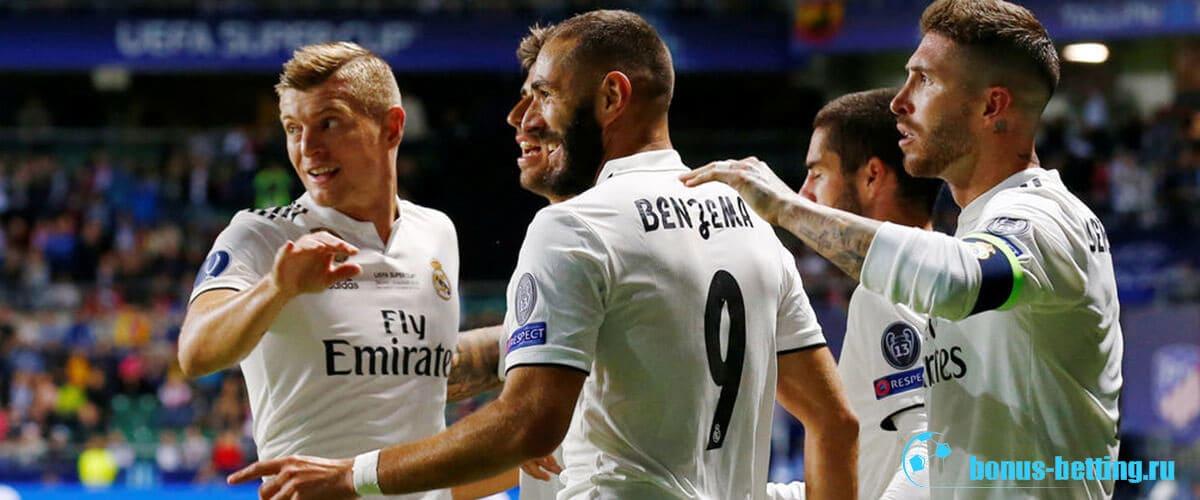 обзор матча Реал – Аякс