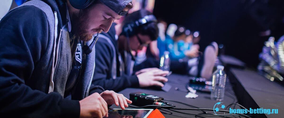 Мобильный киберспорт, чемпионат в Лондоне