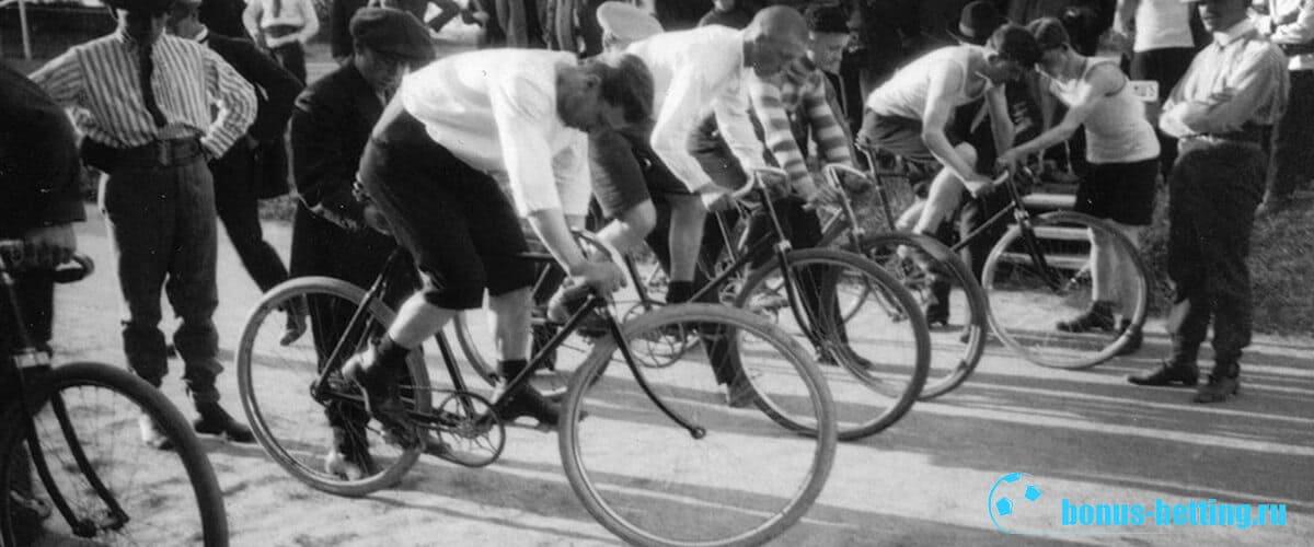 12-часовая велогонка на олимпиаде