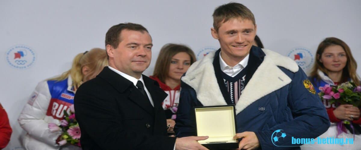 Крюков и Медведев