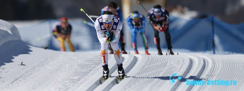 лыжные гонки 2019-2020