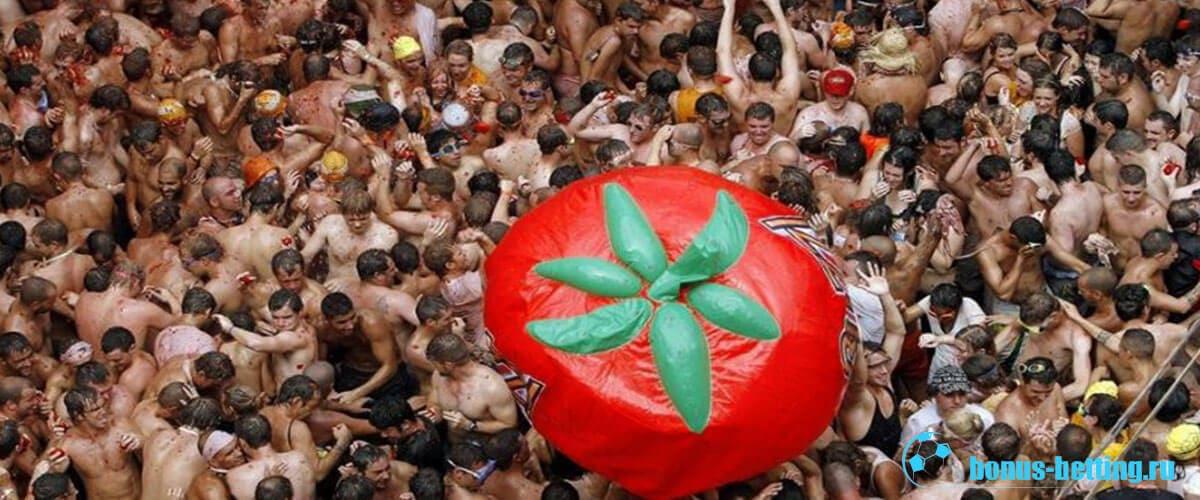 похороны помидора