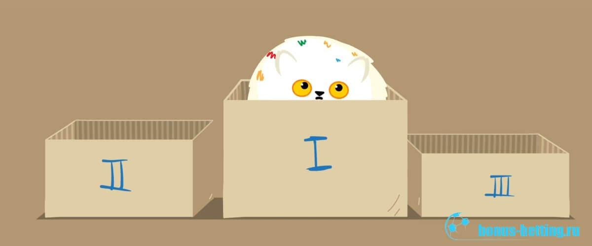 олимпийский талисман россии кот