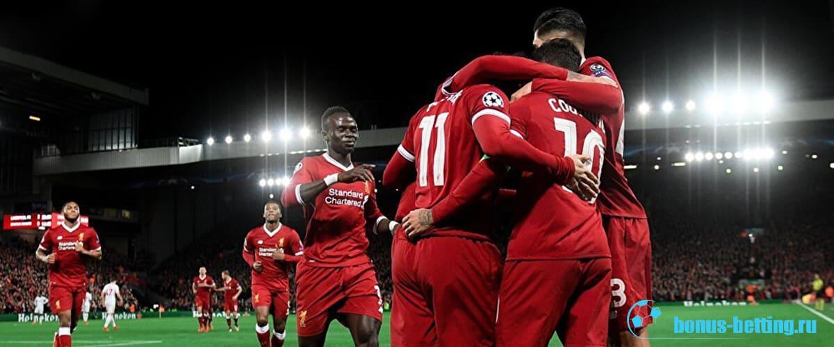 Ливерпуль вышел в финал