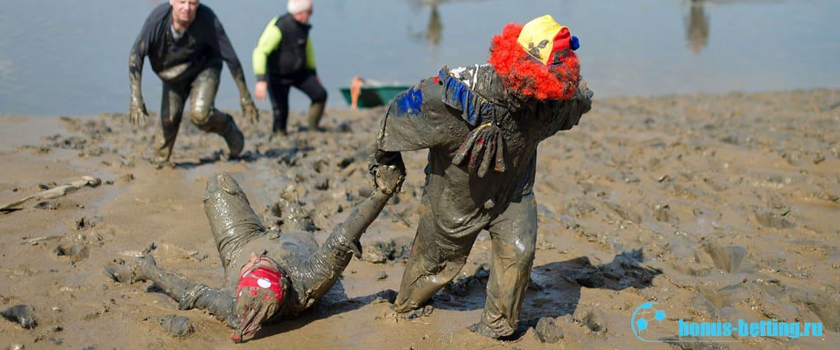 грязевая гонка