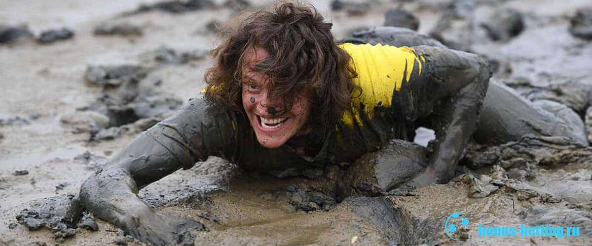 блэкуотер забег по грязи