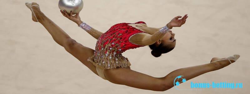 че художественная гимнастика
