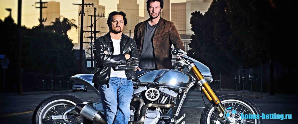 киану ривз Arch Motorcycle Company