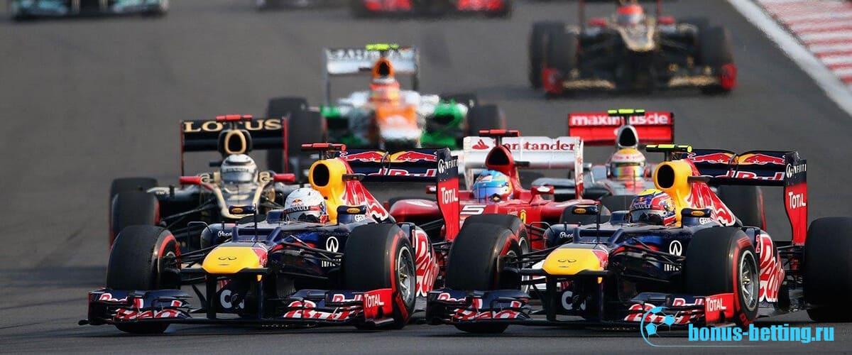 Формула-1. Гран-при Франции 2019