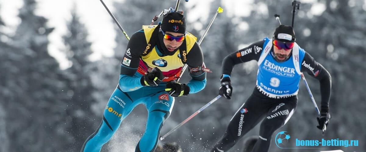 биатлонисты и лыжники летом