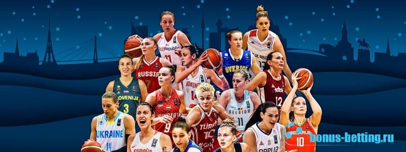 Чемпионат Европы по баскетболу 2019