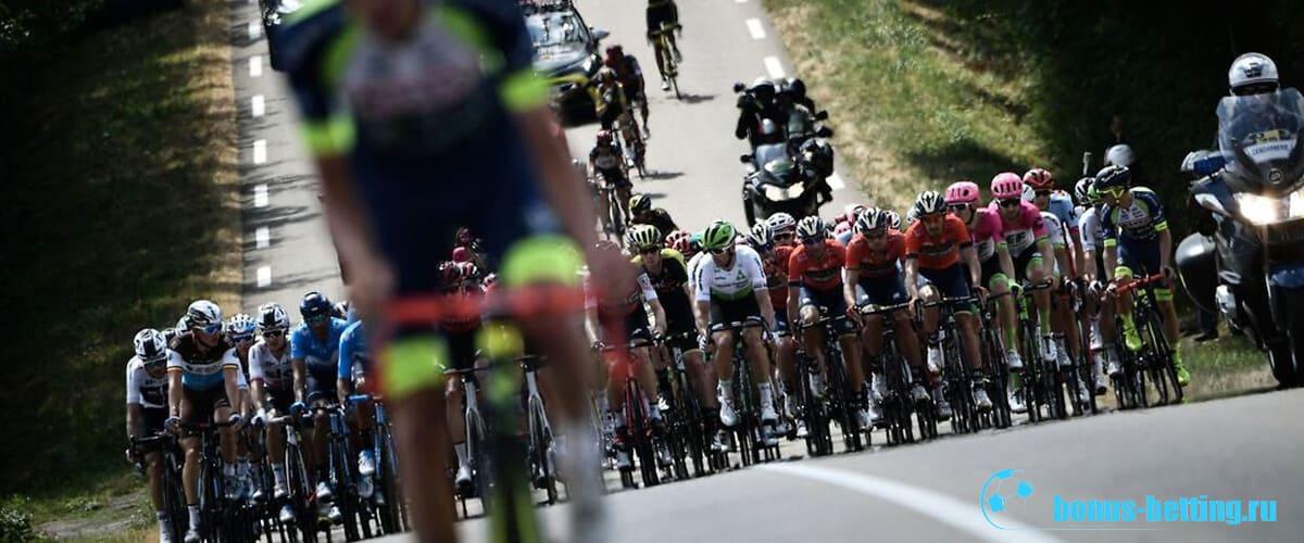 Старт Тур де Франс 2019