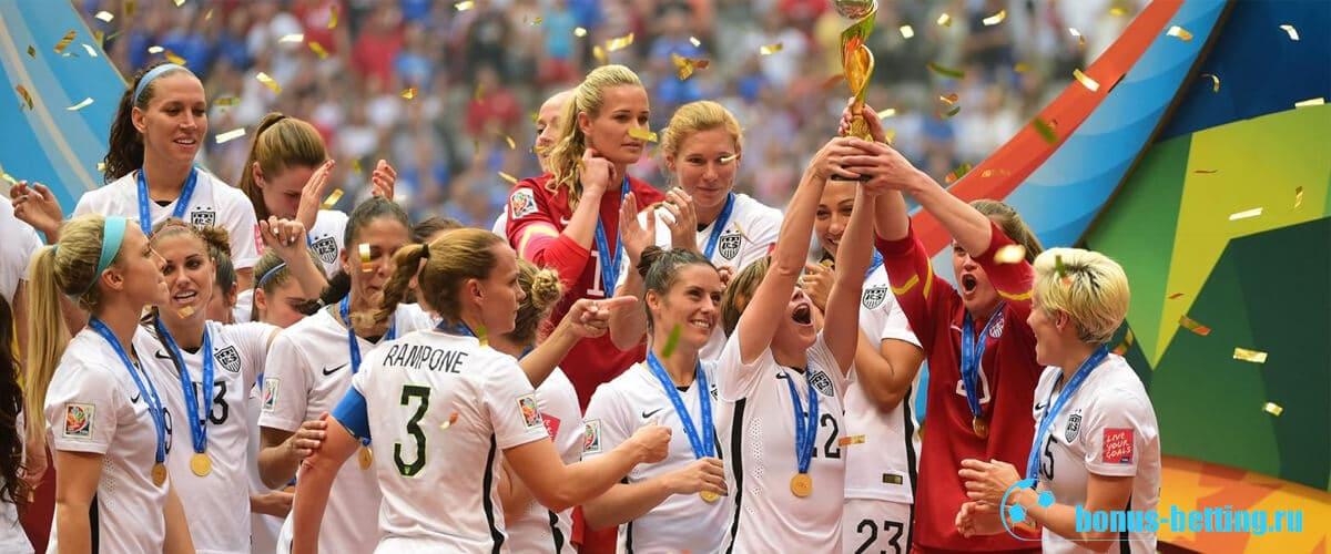 женский футбол чемпионат мира