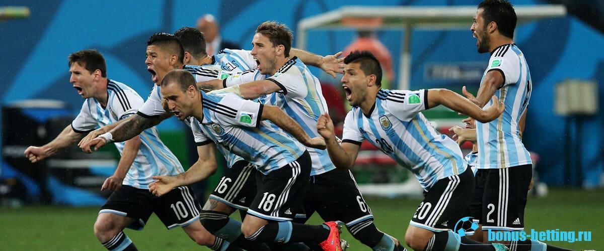 Катар – Аргентина прогноз