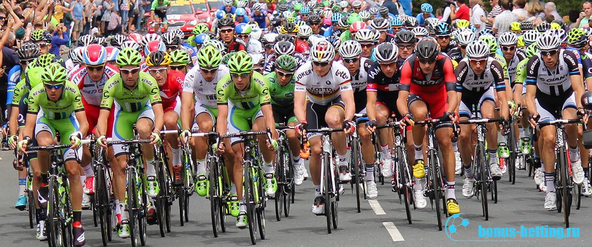 Велогонка Тур де Франс