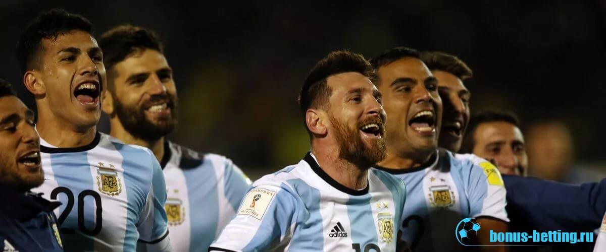 сборная аргентины на кубке америки