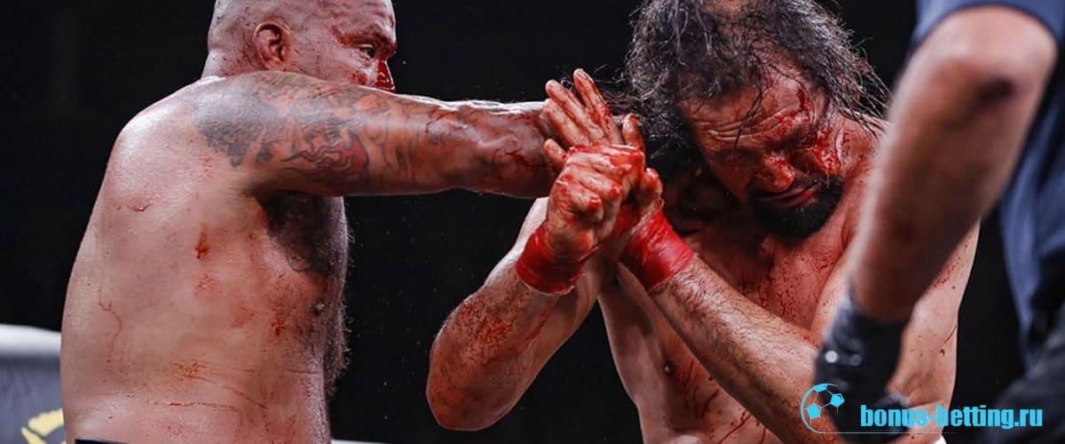 бокс без перчаток