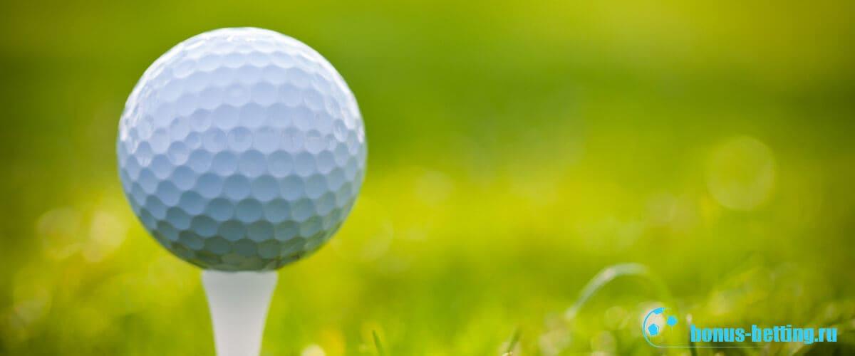 дырочки в мяче для гольфа