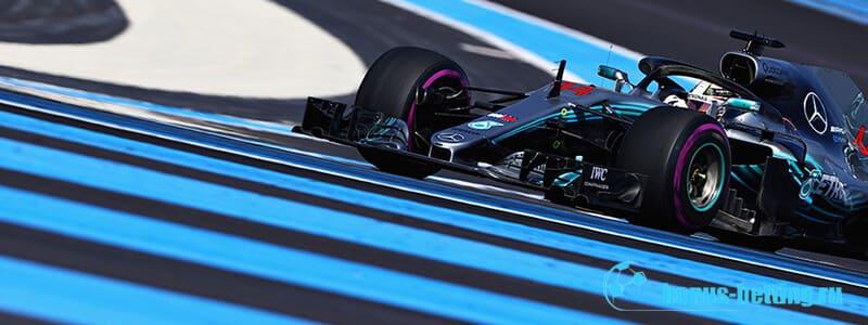 Ф1 Гран-при Франции 2019