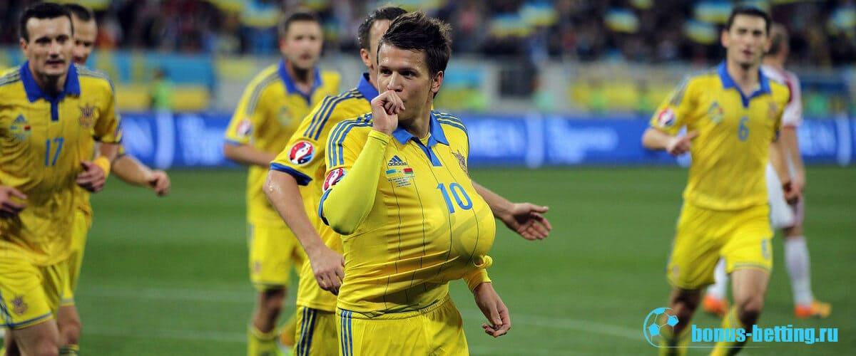 Украина – Сербия