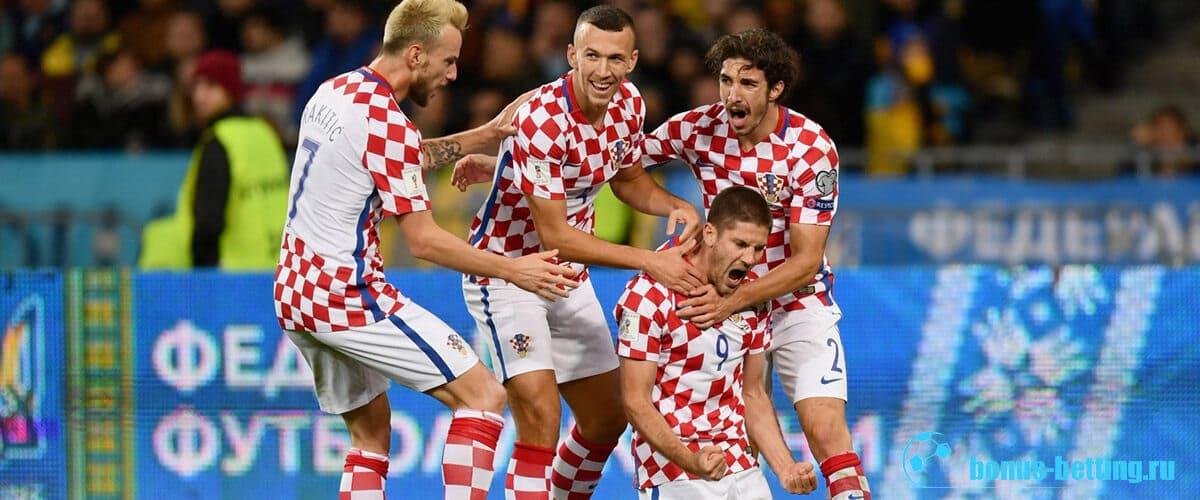 Хорватия – Уэльс