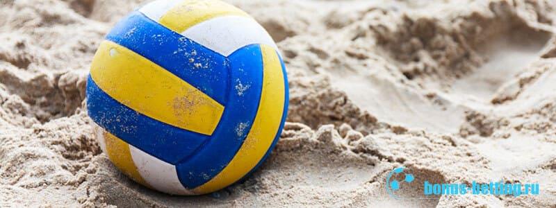 Чемпионат мира по пляжному волейболу 2019