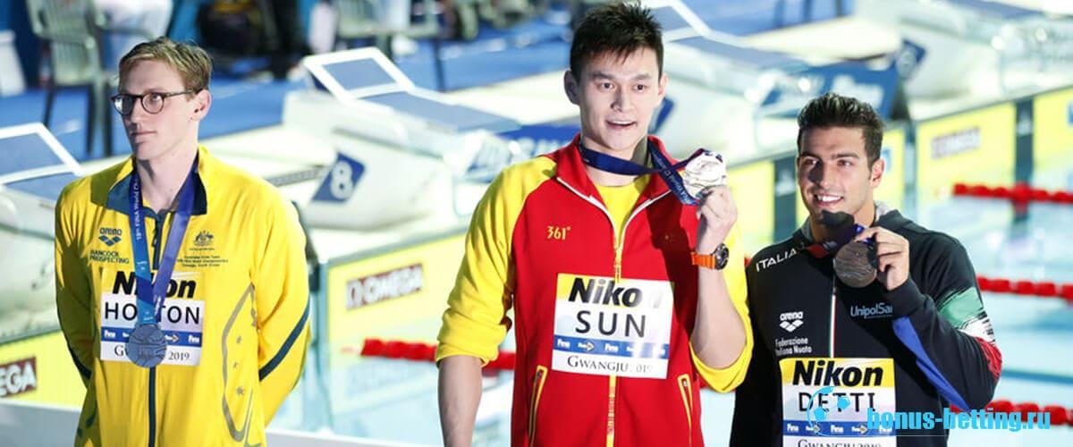 ЧМ Сунь Ян допинг