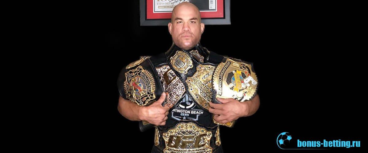 Чемпион Тито Ортис