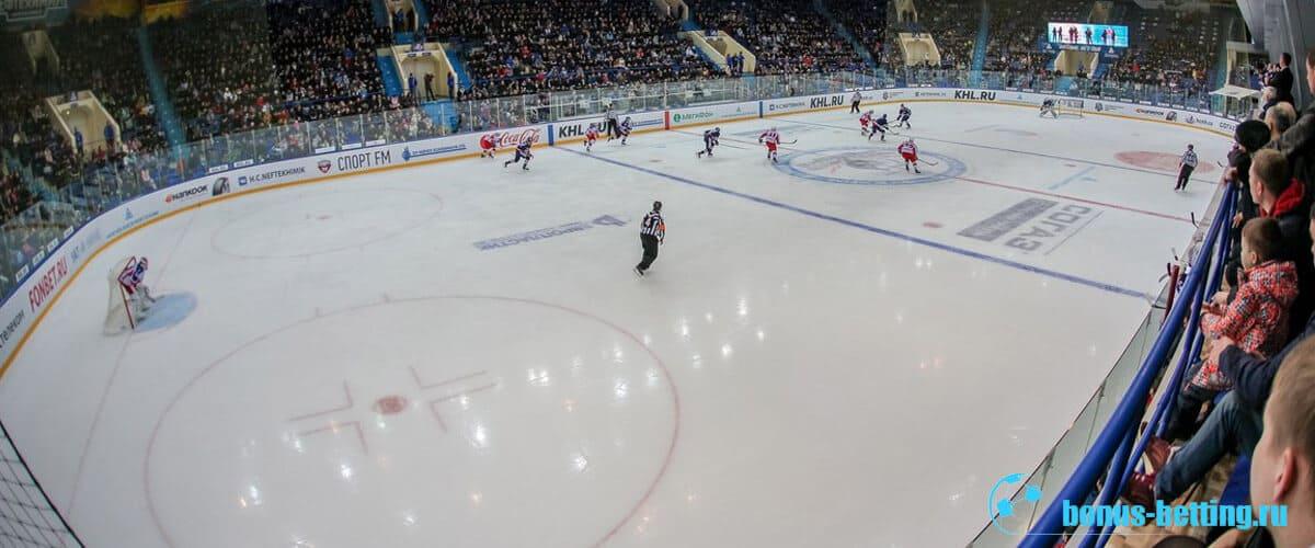 Финская хоккейная площадка