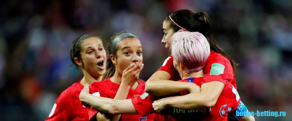 США – Нидерланды прозноз на финал ЧМ по женскому