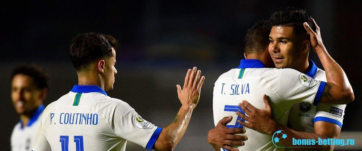Бразилия – Перу финал 2019