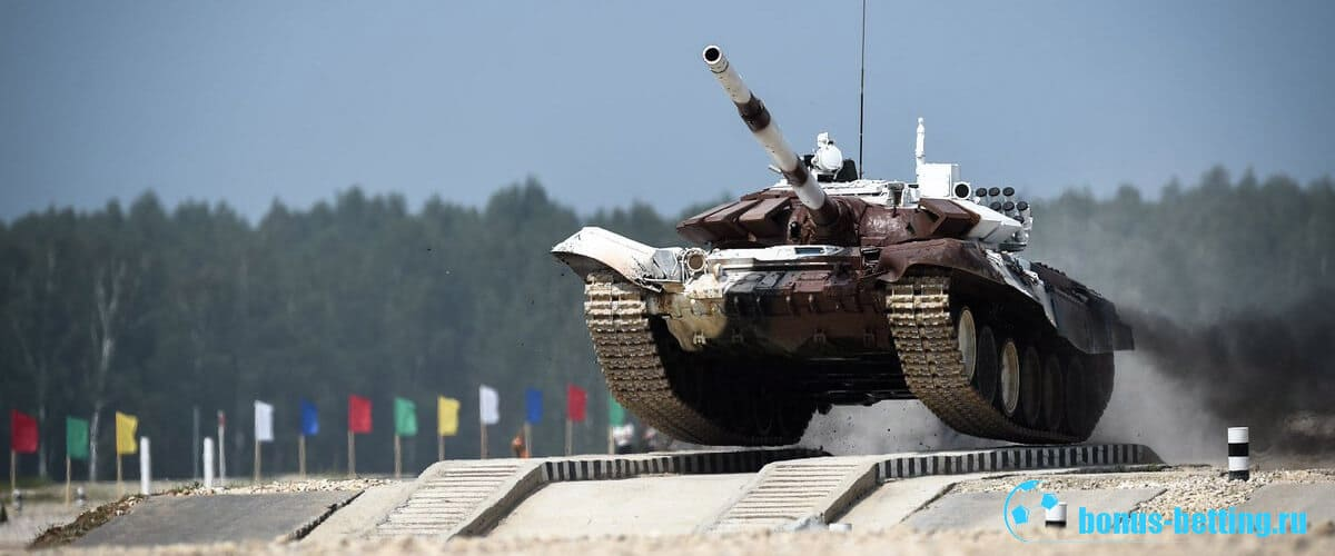 соревнования по танковому биатлону 2019