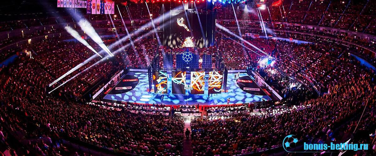 Lanxess Arena