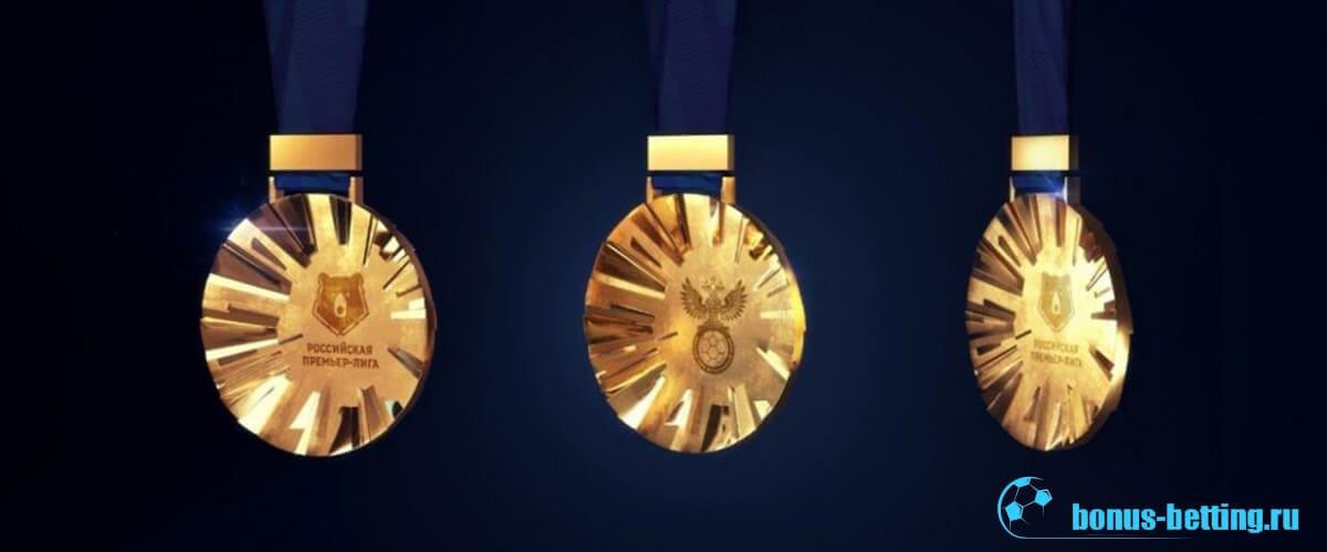 Медали РПЛ