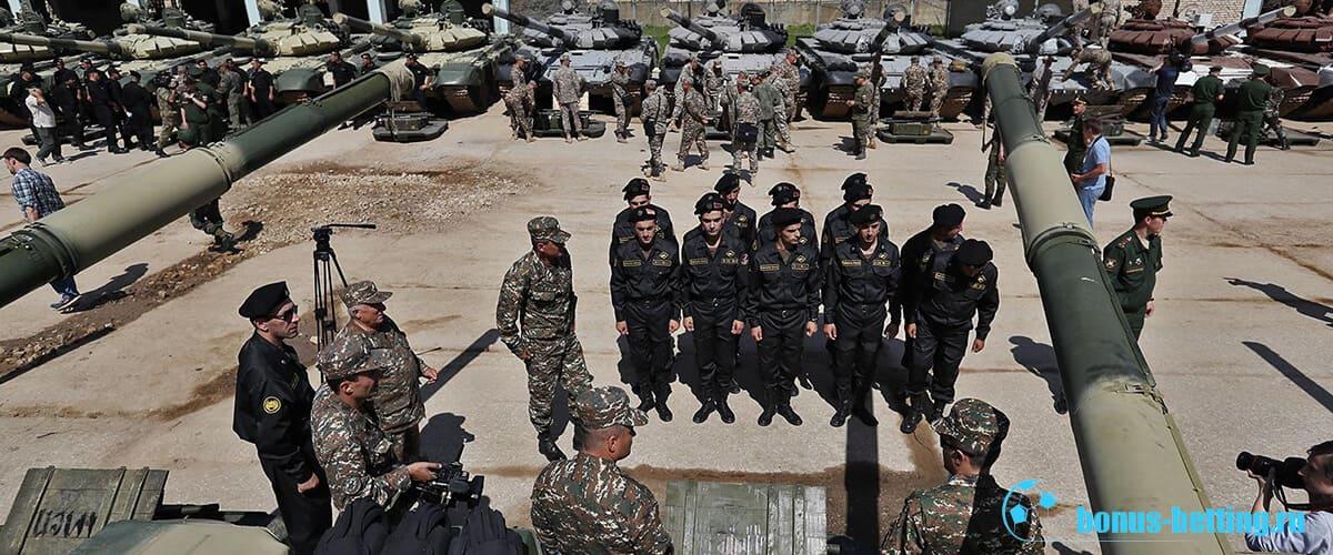 Международные армейские игры