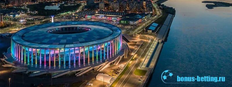 использование футбольных стадионов