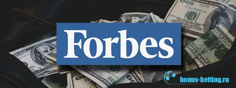 Рейтинг Forbes 2019