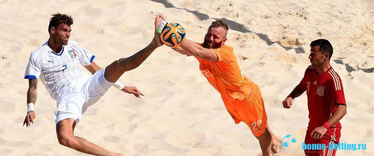 пляжный футбол 2019 отборочные