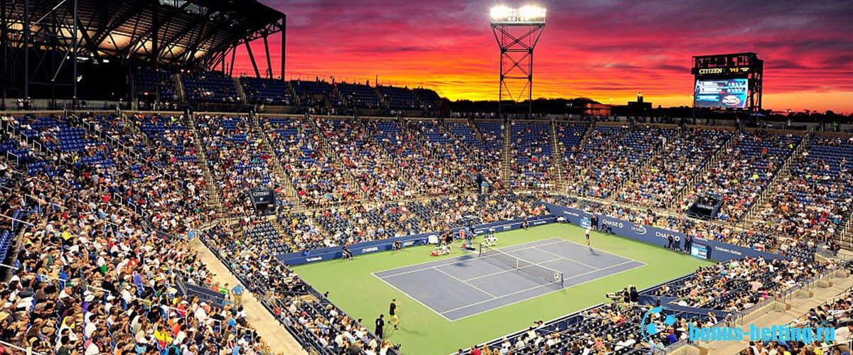 открытый чемпионат США по теннису 2019