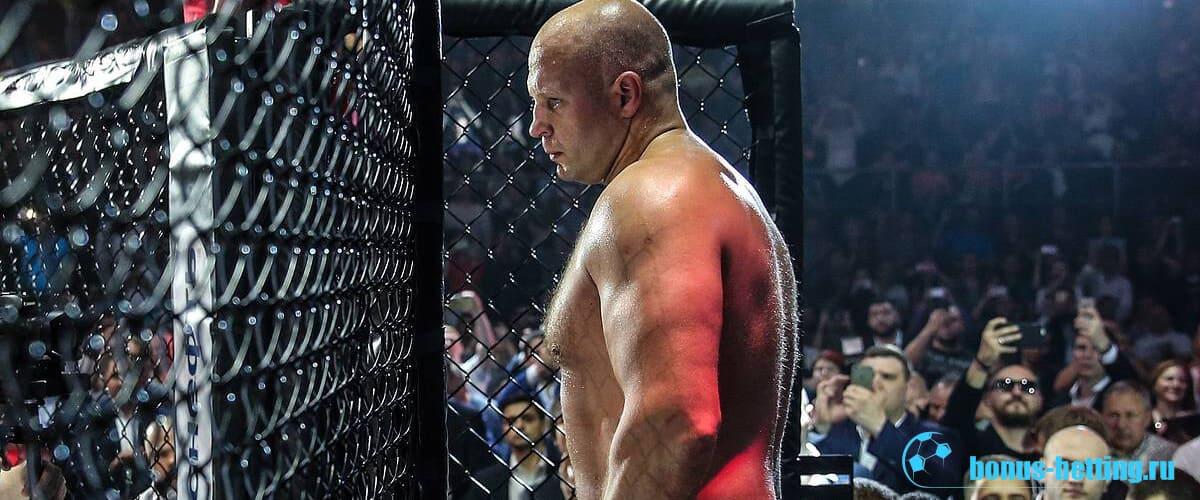 Bellator Емельяненко