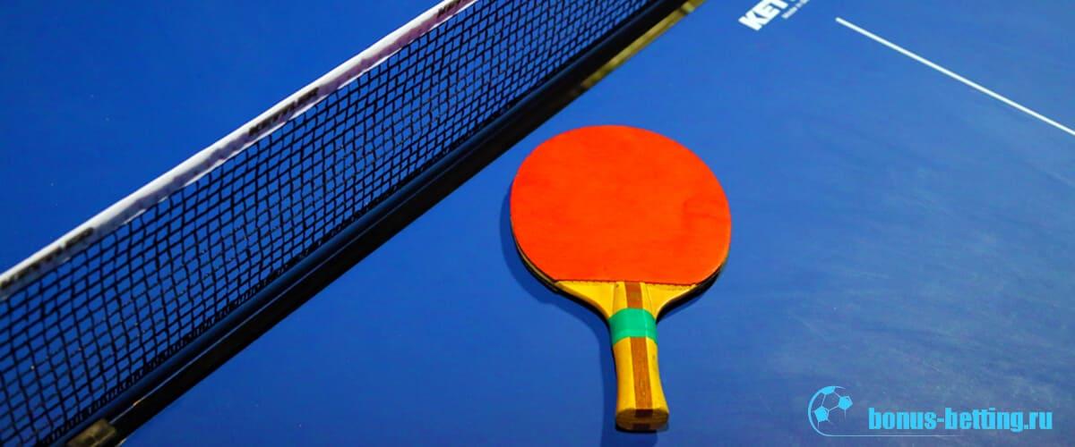 Чемпионат по настольному теннису 2019 в Нанте